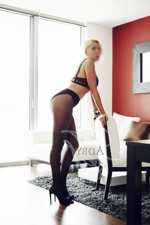 Yoanna tantra massage in Manhattan
