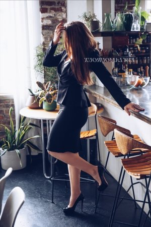 Gwenaela nuru massage in London OH