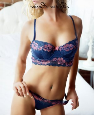 Alisia tantra massage in Martinsville
